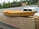 лодка деревянная вёсельная моторная