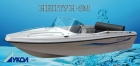 Моторная лодка (катер) Нептун-3М